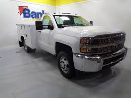 100 Chevy Utility Trucks For Sale 2019 New Chevrolet Silverado 3500HD 4WD Regular Cab Work Truck With