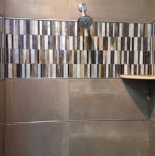 Metallic Tiles The Look of Copper Bronze Silver Stainless and More