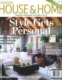 Home Decor Magazine Canada by Canadian House U0026 Home August 2010 Nicky Haslam Design