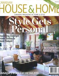 100 House And Home Magazines Canadian August 2010 Nicky Haslam Design
