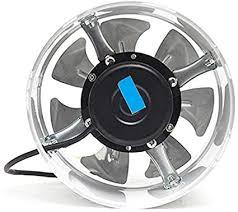 cuhawudba 8 zoll kanal ventilator luft ventilator metall