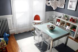 House Tour Dining Play Room