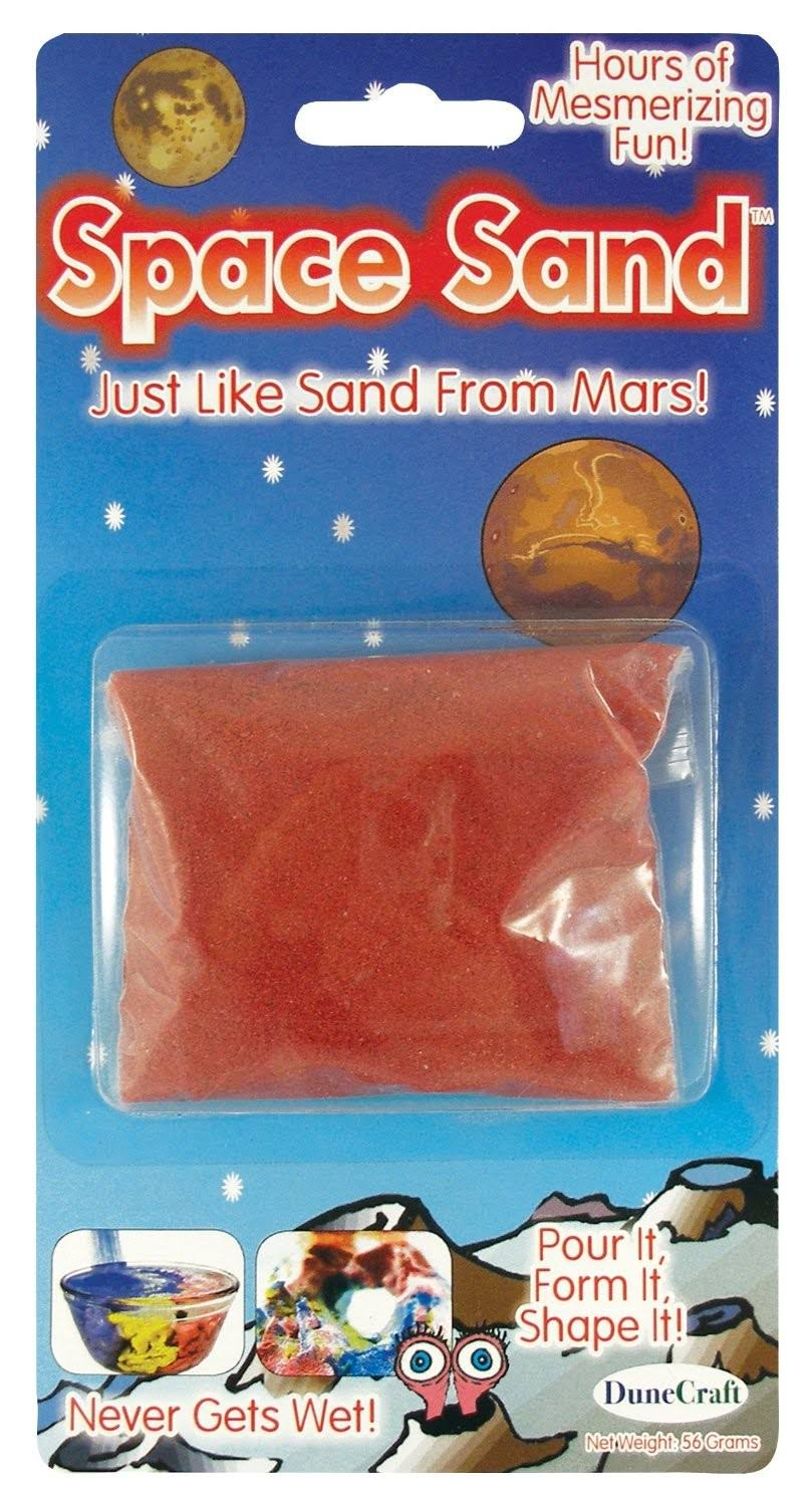 Dunecraft Space Sand Science Kit - Red