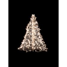 Pencil 6ft Pre Lit Christmas Tree by Martha Stewart Living Artificial Christmas Trees Christmas