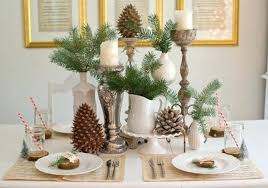 Christmas Table Centerpieces Rustic Centerpiece Ideas To Complete Your Decoration Pictures