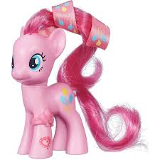 my pony cutie magic pinkie pie figure walmart