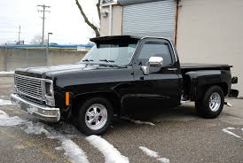 100 Chevy Stepside Truck For Sale 1980 Chevrolet C10 SHORT BED STEP SIDE DELUXE CUSTOM AIR RIDE