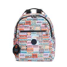 Micah Printed Medium Laptop Backpack