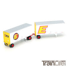 HO Scale: 28' Trailer 2-pack W/Dolly - Estes | TrainLife.com Great Dane Trailers By Wolverine Web Site Estes Pup Intertional K11 First Gear 134 Buy War Bonds Truck Tes Freight Moving Company Byside Comparison Roofing For Best Architectural Design Ltrucks Express Lines Vintage Ford F 100 Pick Truck Photographed Stock Photo Edit Now Chosen As Carrier Of The Year American Group
