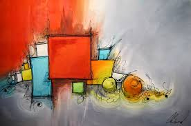 decorating modern abstract paintings ideas and paint arts