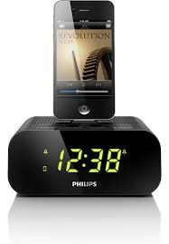 Clock radio for iPod iPhone AJ3270D 37