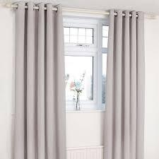 Bendable Curtain Track Dunelm by Bay Window Curtains Dunelm Plum Amelia Lined Pencil Pleat Novello