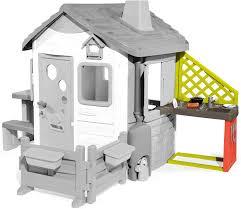 smoby anbau küche für smoby spielhäuser spielküche für spielhaus mit einer spüle und viel zubehör passend für die meisten smoby spielhäuser
