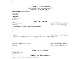 List Of Technical Skills For Resume