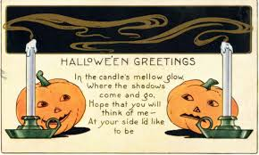 Is Happy Halloween Capitalized by The Ephemera Of Halloween Material Matters