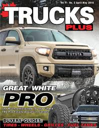 100 Pro Trucks Plus Trucksplusaprilmay2016issuu By RPM Canada Issuu