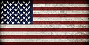 Download Rustic American Flag Stock Image Of America Tone