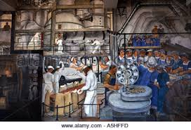 victor arnautoff s 1934 mural city life in coit tower san