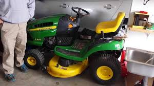 Moving To Richmond VA Must Sale Local John Deere Lawn Mower On ...