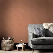 feng shui wandfarbe wohnzimmer orange gedämpft wohnliche