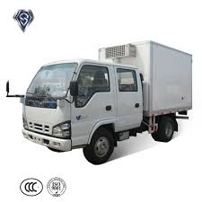 Cold Storage Vehicle Refrigerator Truck Refrigerator Cooling Van For ...