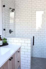 A Classic White Subway Tile Bathroom Designed By Our Teenage Son ... Beautiful Ways To Use Tile In Your Bathroom A Classic White Subway Designed By Our Teenage Son Glass Vintage Subway Tiles 20 Contemporary Bathroom Design Ideas Rilane 9 Bold Designs Hgtvs Decorating Design Blog Hgtv Rhrabatcom Tile Shower Designs Vintage Ideas Creative Decoration Shower For Each And Every Taste 25 Small 69 Master Remodel With 1 Large Mosiac Pan Niche House Remodel Modern Meets Traditional Styled Decorating