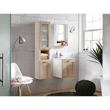 badezimmer waschplatz inkl keramikbecken freiburg 56 in sonoma eiche