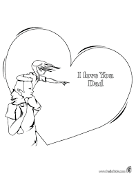 I Love You Coloring Pages For Adults Dad Page Source Mom Sheets Him Full Size