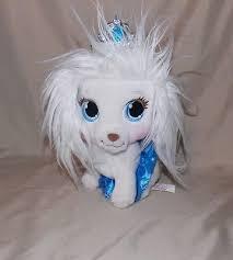 Palace Pets Pumpkin by Disney Palace Pets Cinderella White Puppy Dog Pumpkin Stuffed