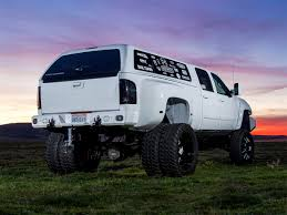 100 Chevy Dually Trucks Built To Grab Your Attention Chevrolet 3500 Lifted