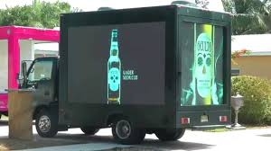 Mobile LED Billboard Advertising Truck - YouTube Refuse Vehicle Advertising Spark Mondo Digital Led Video Promotional Vehicles Mobile Indianapolis Billboard Truck Traffic Displays Llc Sights Sites Sign Of The Times Billboard Business Takes Off In First Year Out With Old In New A Truck Advertising Cannabis Energy Drink Is Seen Chelsea Go Truck Traveling Billboard Advertising Advanced Solutions For You Tsn Announces Success Coors Light 3d Extension New York Ny Funny Ads Youtube