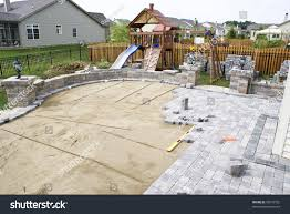 Paving Patio On Leveled Sand Backyard Stock Photo 99575702 ... Download Backyard Beach Voeyball Court Garden Design What An Awesome Digging Pitsand Play Area Fun Jaw Dropping Custom Home With Resort Style Backyard And 2 Bedroom Articles Gas Fire Pit Silica Sand Tag Awesome Sand For Fire Triyaecom Various Design Inspiration Excellent Landscaping Designs Charming Gray Baroque Sandboxes In Landscape Rustic Swing Arbor Next To Rave And Review Lifestyle Travel Shopping Blog From Seattle Unique Gravel Beautiful Triyae Landscaping Ideas Diy Flagstone Patiogood Tips Experts Pics With Cool Outdoor