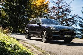 100 Porsche Truck For Sale 2019 Cayenne Turbo First Drive Review Automobile Magazine