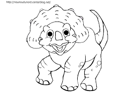 Beautiful Coloriage Dinosaure Allthatjessme