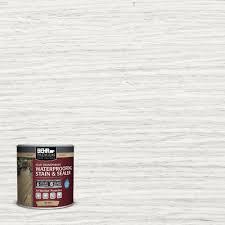 behr premium 5 gal white tint base semi transparent waterproofing