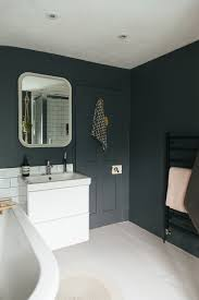Choosing A Light Or Dark Bathroom Colour Scheme For A Small Space ... Bathroom Materials Bath Designs And Colors Tiles Tubs 10 Best Bathroom Paint Colors Architectural Digest 30 Color Schemes You Never Knew Wanted Williams Ceiling Finish Sherwin Floor White Ideas Inspiration Gallery Sherwinwilliams Craft Decor Tiles Inspirational Brown For Small Bathrooms Apartment Therapy 5 Fresh To Try In 2017 Hgtvs Decorating Design Use A Home Pating Duel Restroom Commerical Restrooms Design