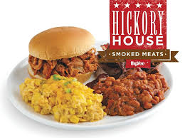 Hy Vee The Hy Vee Kitchen is now Hickory House fort