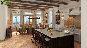 100 Dream Home Design Usa Residential Kitchen 3D Interior Rendering Services Portland