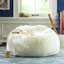 Bean Bag Big Fluffy Fur Bags Furry Chairs