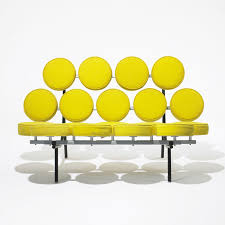 Marshmallow Flip Open Sofa Canada by Marshmallow Sofa Irving Harper And George Nelson As Designer