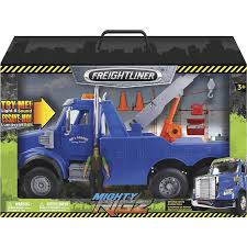 100 Freightliner Pickup Trucks Amazoncom Mighty Rigz Tow Truck Play Set Toys Games