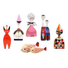 SDMA Alexander Girard Wooden Dolls San Diego Museum Of Art