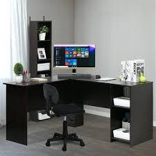 Magellan L Shaped Desk Gray by Espresso L Shaped Desk Unique Espresso Office Furniture Espresso