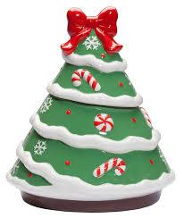 Ceramic Christmas Tree Bulbs Large by Christmas Trees Cookie Jars Christmas Wikii
