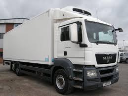 100 26 Truck MAN TGS 320 TONNE INSULATED FRIDGE 2011 SC11 FUY Fleetex