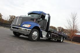 100 Kw Truck Blue And Gray 2018 KW T270 Show Member Albums TowForcenet