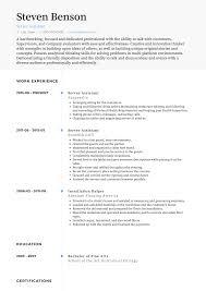 Server Assistant - Resume Samples And Templates   VisualCV Fine Ding Sver Resume Luxury Svers Example Free Job Description 910 Resume Samples For Svers Juliasrestaurantnjcom 15 Best Of Samples Aggiegeekscom 12 Photos Sushi Examples Bar Sample For Restaurant Writing Tips Genius Pool Builder Skills 87 Part 2 Collection On Template Cleverism