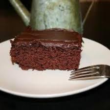 No Egg Chocolate Zucchini Cake