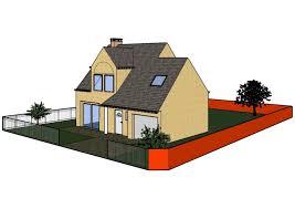 cuisine plan exterieur maison d amenagement interieur maison 3d