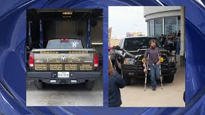 100 Texas Truck And Toys A Wish Come True As Cancer Battle Wages